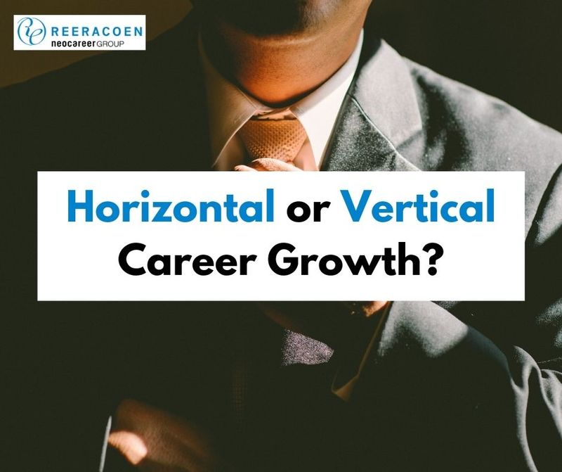 Horizontal or Vertical Career Growth?