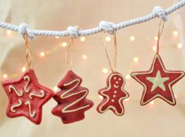 """【お子様と楽しく】 2020年最後のイベント""""クリスマス""""はお家で過ごそう"""