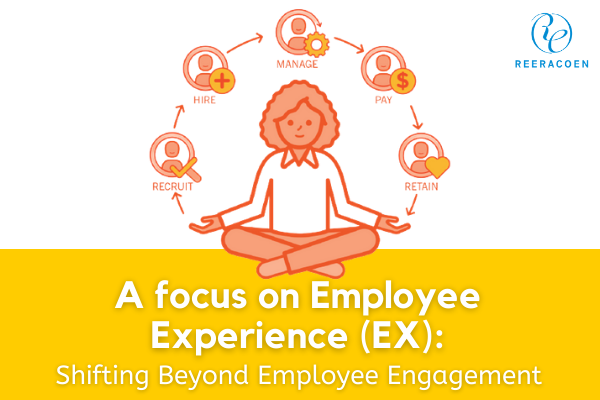 A focus on Employee Experience – Workforce Trends for 2021