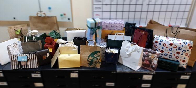【Daily】クリスマスプレゼント交換