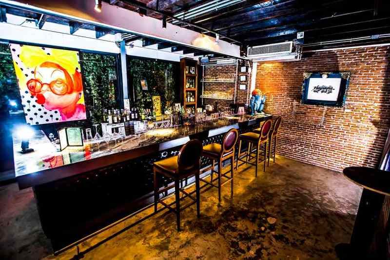 Bar at Sathorn