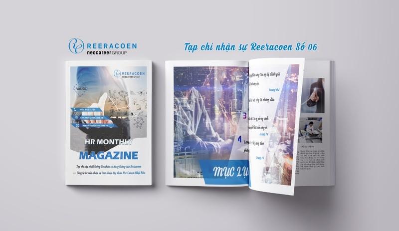 Tạp chí nhân sự số 06
